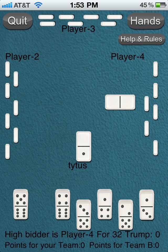 Screenshot Dominos-42 3D