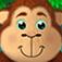 Kids Academy • 5 Little Monkeys - Interactive Nursery Rhyme. Fun music educational app for Baby, Toddlers and Preschool children.